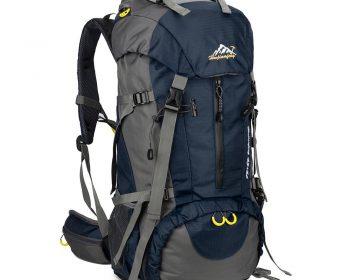 sac a dos randonnée camping